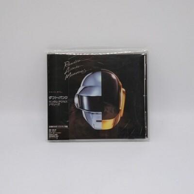 [USED] DAFT PUNK -RANDOM ACCESS MEMORY- CD (JAPAN PRESS)