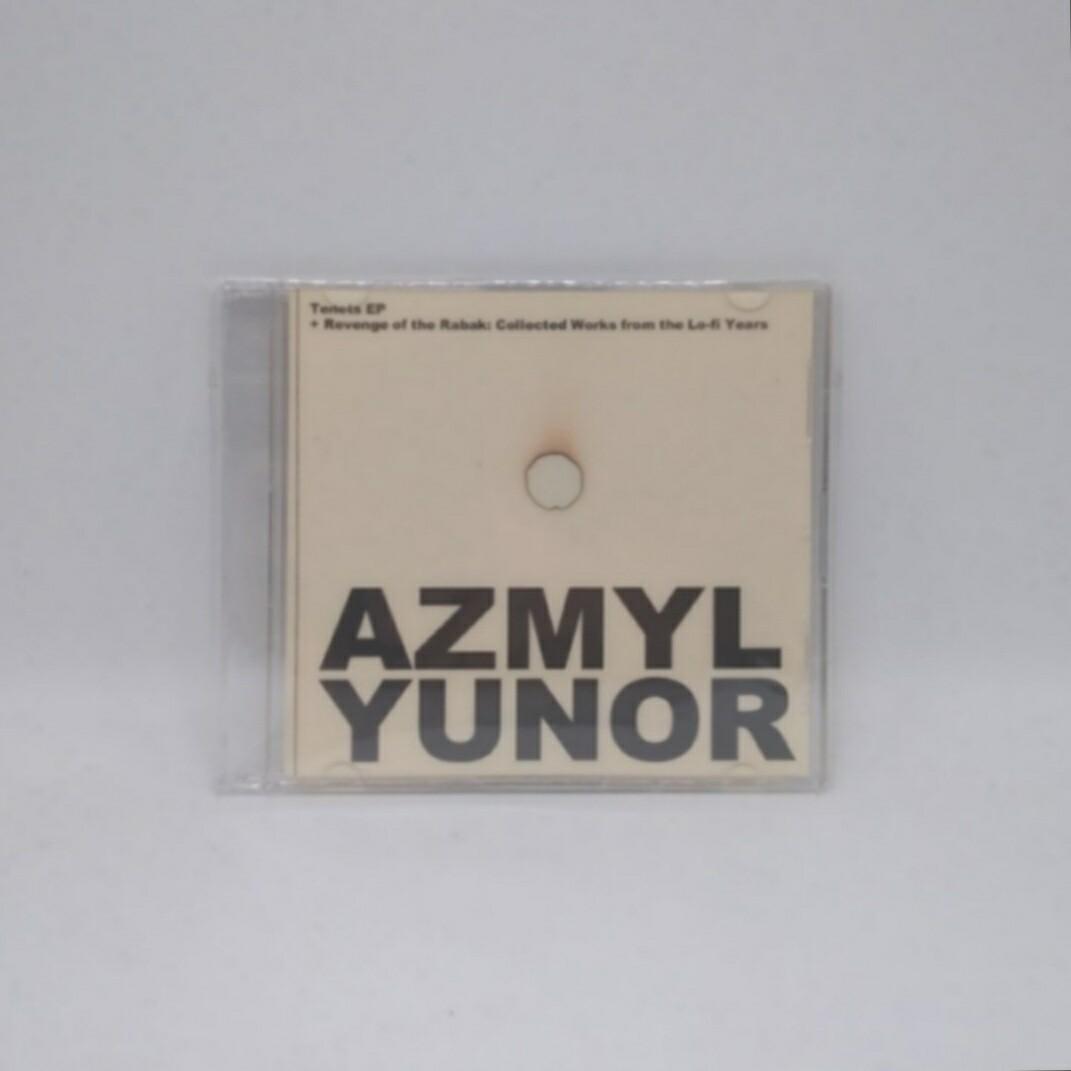AZMYL YUNOR - TENETS + REVENGE OF THE RABAK 2- CD