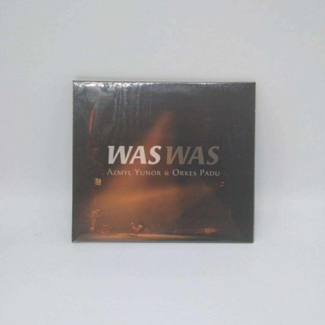 AZMYL YUNOR -WAS WAS- CD