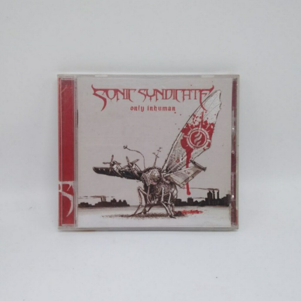 SONIC SYNDICATE -ONLY INHUMAN- CD