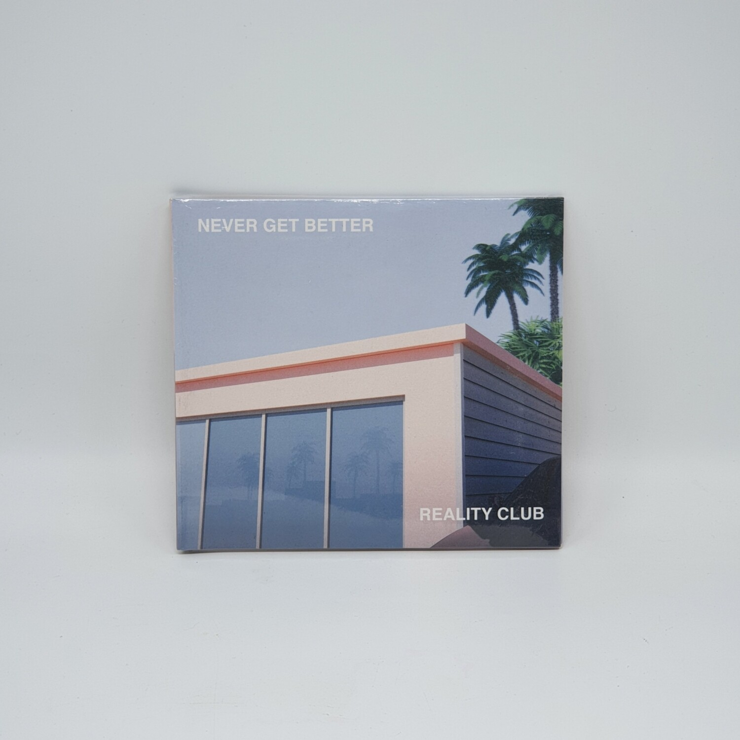 REALITY CLUB -NEVER GET BETTER- CD