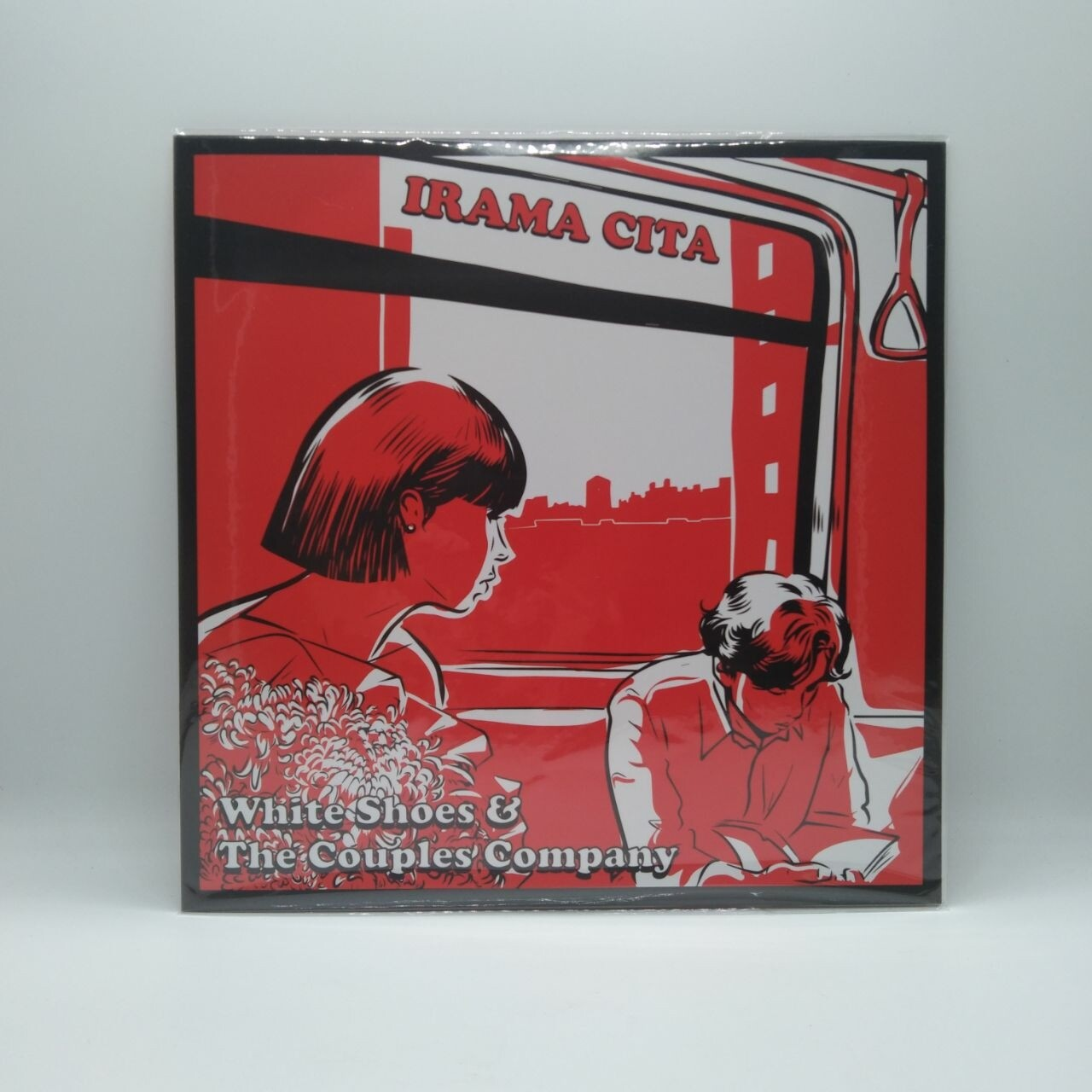WHITE SHOES AND THE COUPLES COMPANY -IRAMA CITA- 10 INCH