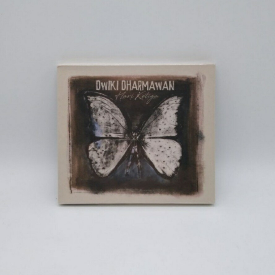 DWIKI DHARMAWAN -HARI KETIGA- CD