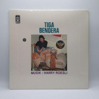 HARRY ROESLI -TIGA BENDERA- LP