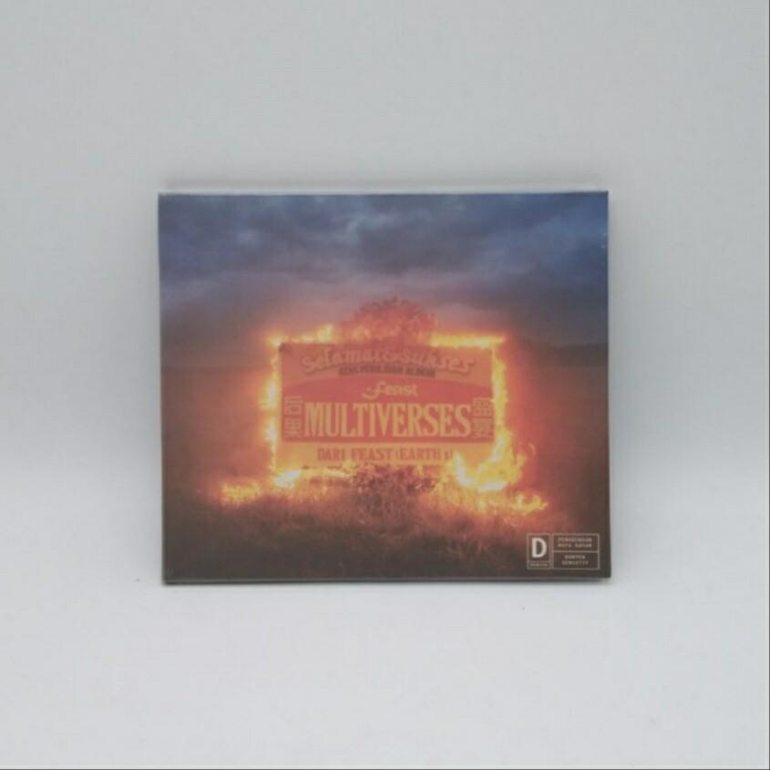 .FEAST -MULTIVERSES- CD