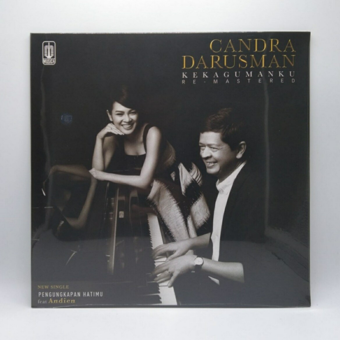 CANDRA DARUSMAN -KEKAGUMANKU: REMASTERED- LP