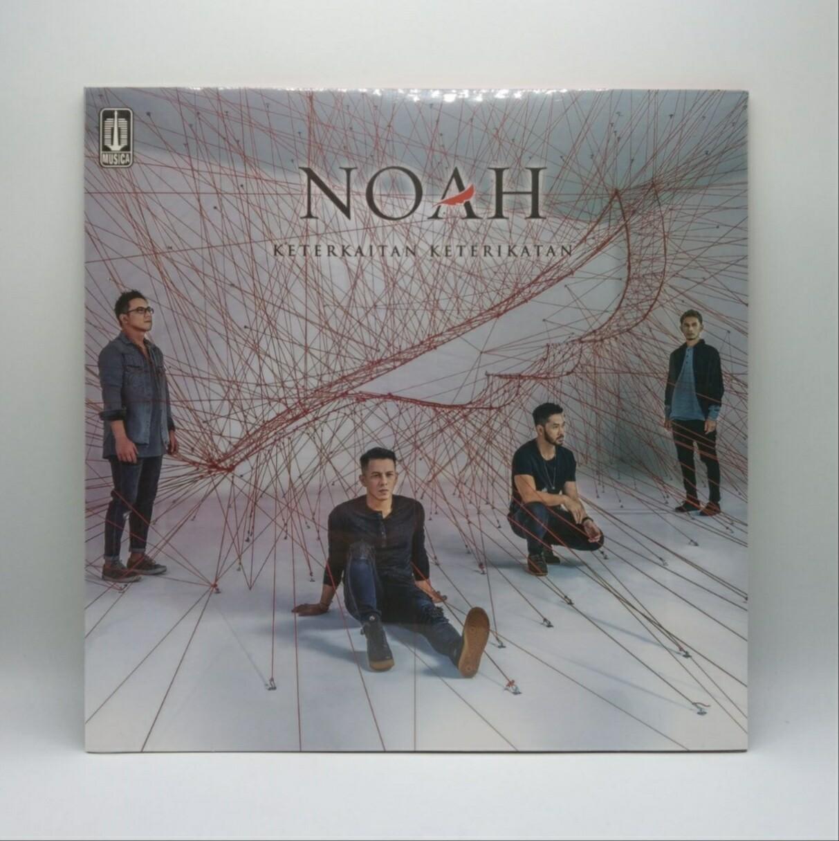 NOAH -KETERKAITAN KETERIKATAN- LP