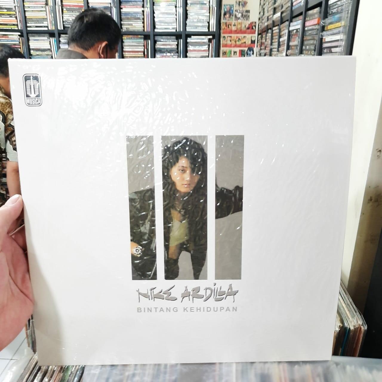 [PRE ORDER] NIKE ARDILLA -BINTANG KEHIDUPAN- LP