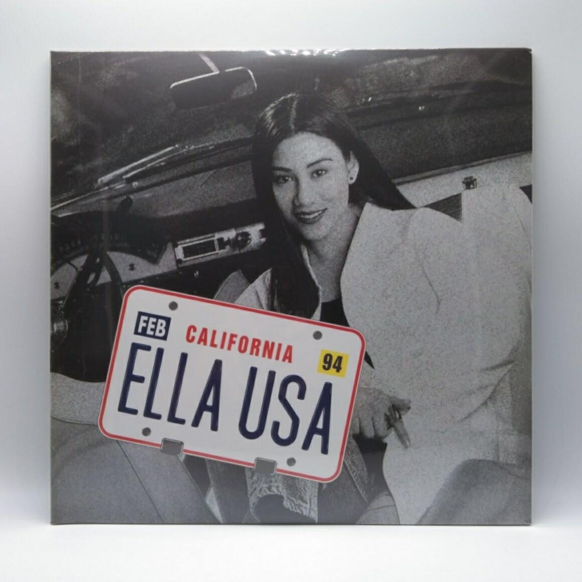 ELLA -ELLA USA- 2XLP
