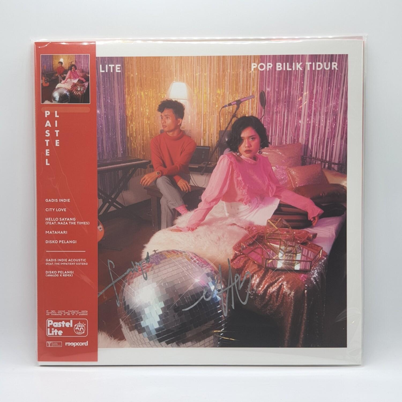 PASTEL LITE -POP BILIK TIDUR- LP (COLOR VINYL)