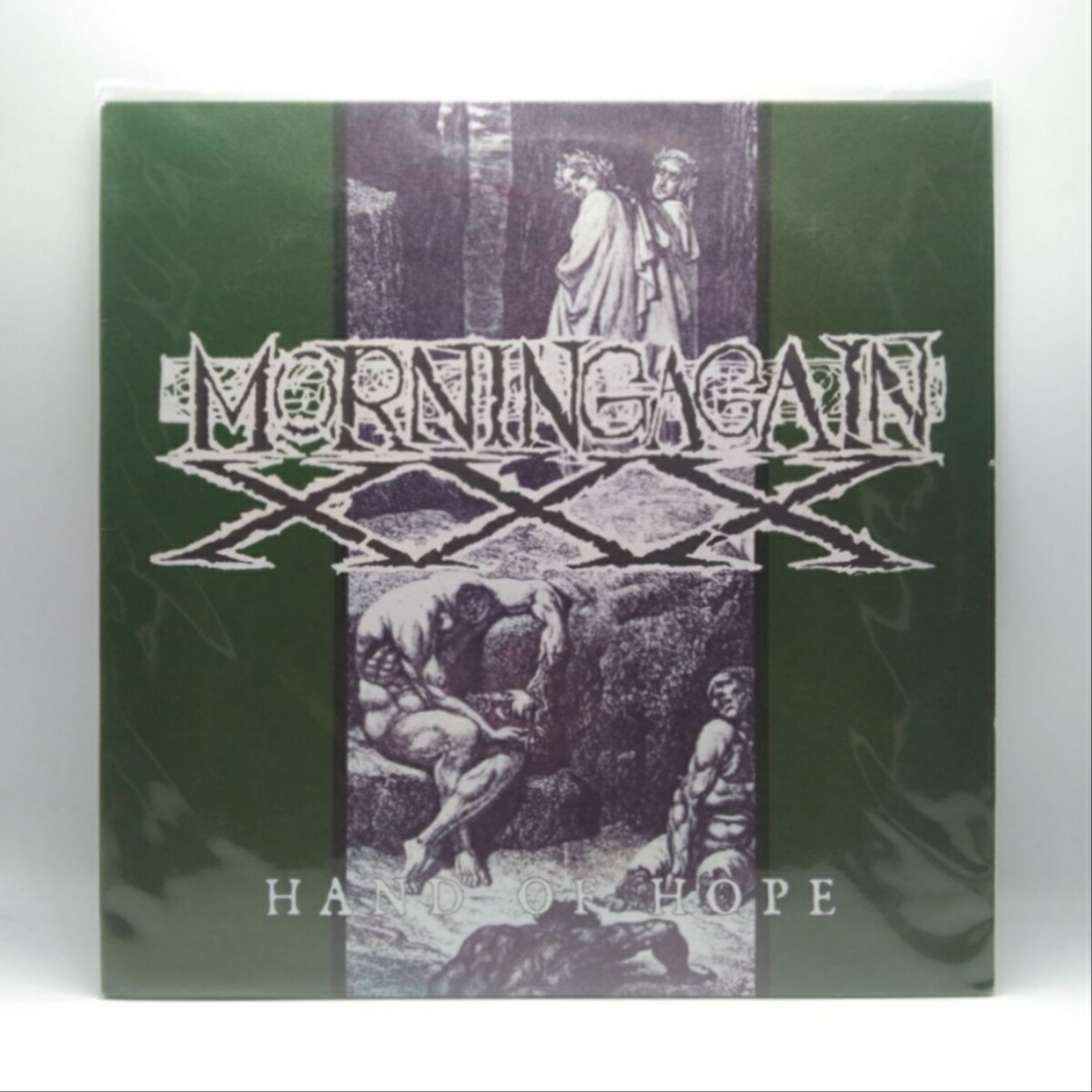 [USED] MORNING AGAIN -HAND OF HOPE- LP