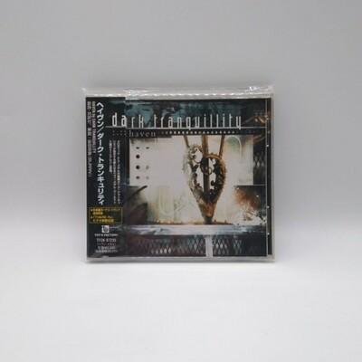 [USED] DARK TRANQUILLITY -HAVEN- CD (JAPAN PRESS)