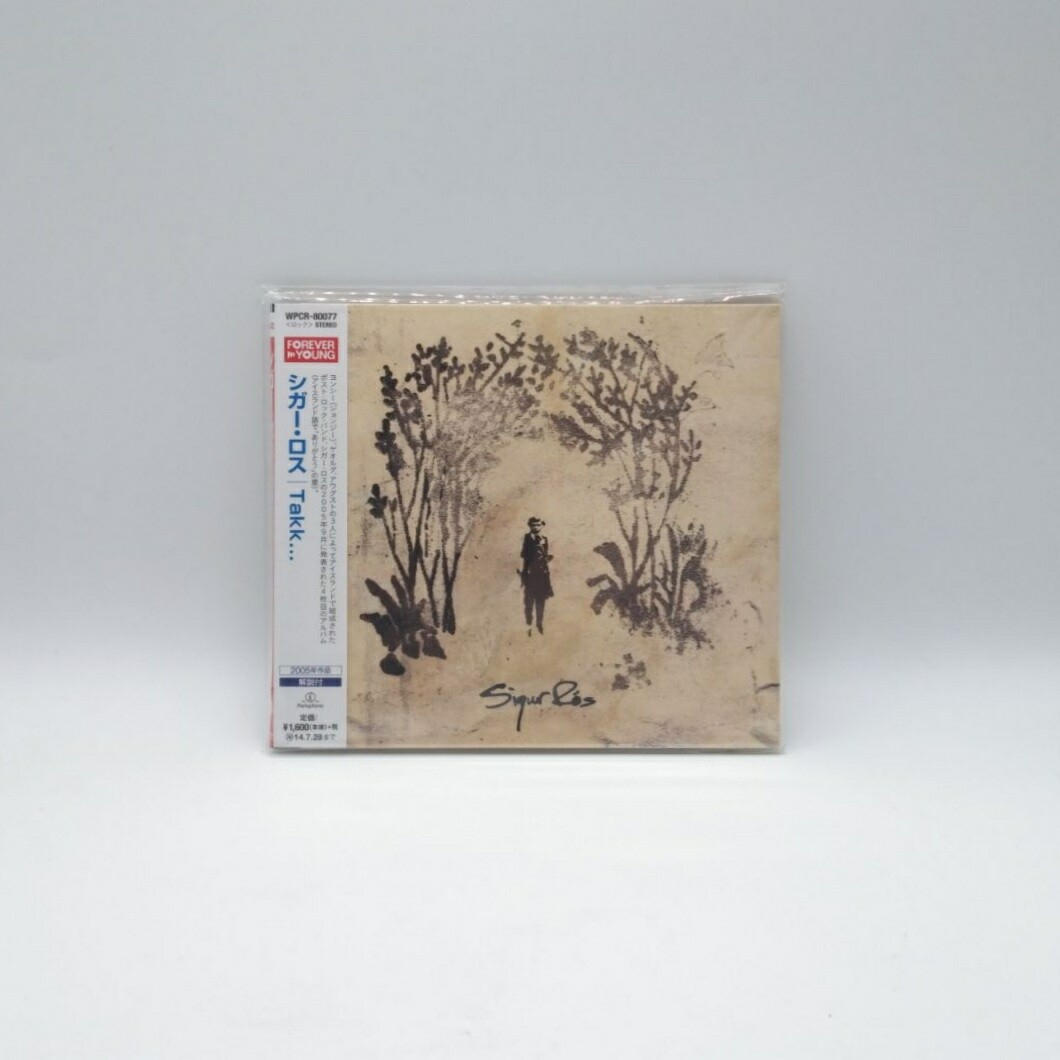 [USED] SIGUR ROS -TAKK- CD (JAPAN PRESS)