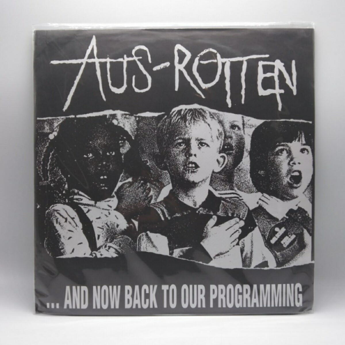 [USED] AUS ROTTEN -...AND NOW BACK TO OUR PROGRAMMING- LP