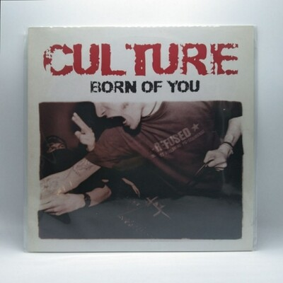 [USED] CULTURE -BORN OF YOU- LP (BLUE VINYL)