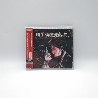 [USED] MY CHEMICAL ROMANCE -THREE CHEERS FOR SWEET REVENGE- CD (JAPAN PRESS)