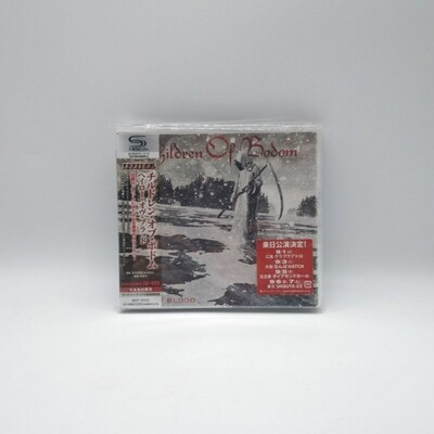[USED] CHILDREN OF BODOM -CD + DVD (JAPAN PRESS)