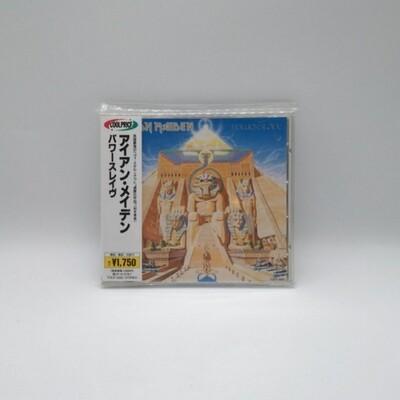 [USED] IRON MAIDEN -POWERSLAVE- CD (JAPAN PRESS)