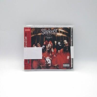 [USED] SLIPKNOT -S/T- CD (JAPAN PRESS)