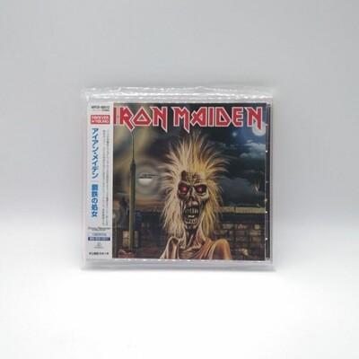 [USED] IRON MAIDEN -S/T- CD (JAPAN PRESS)