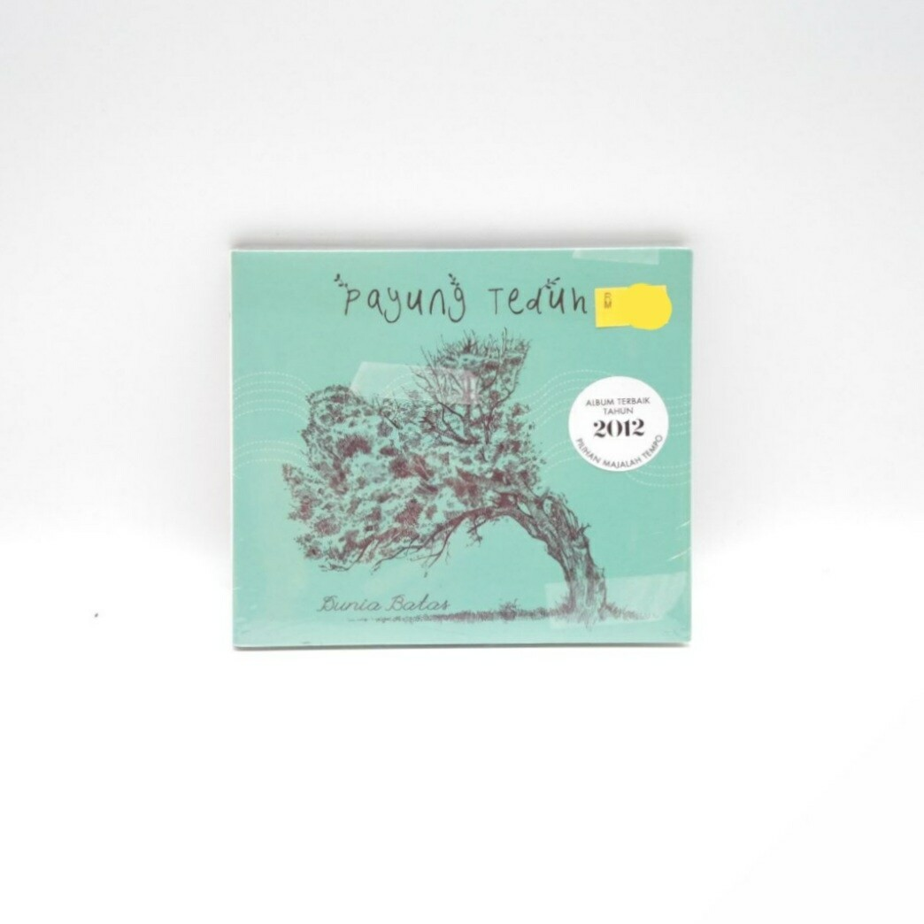 PAYUNG TEDUH -DUNIA BATAS- CD