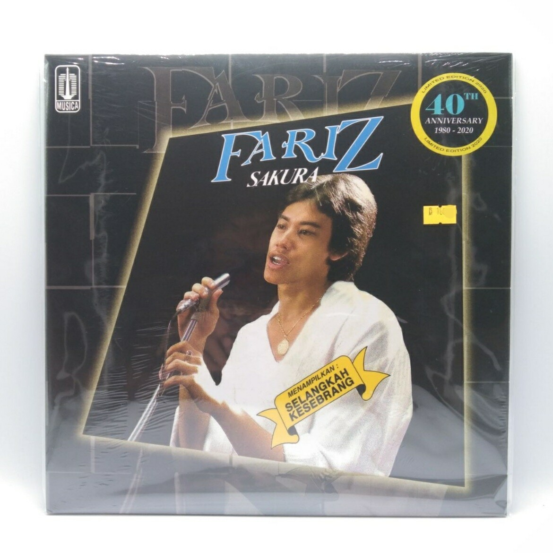 FARIZ RM -SAKURA- LP