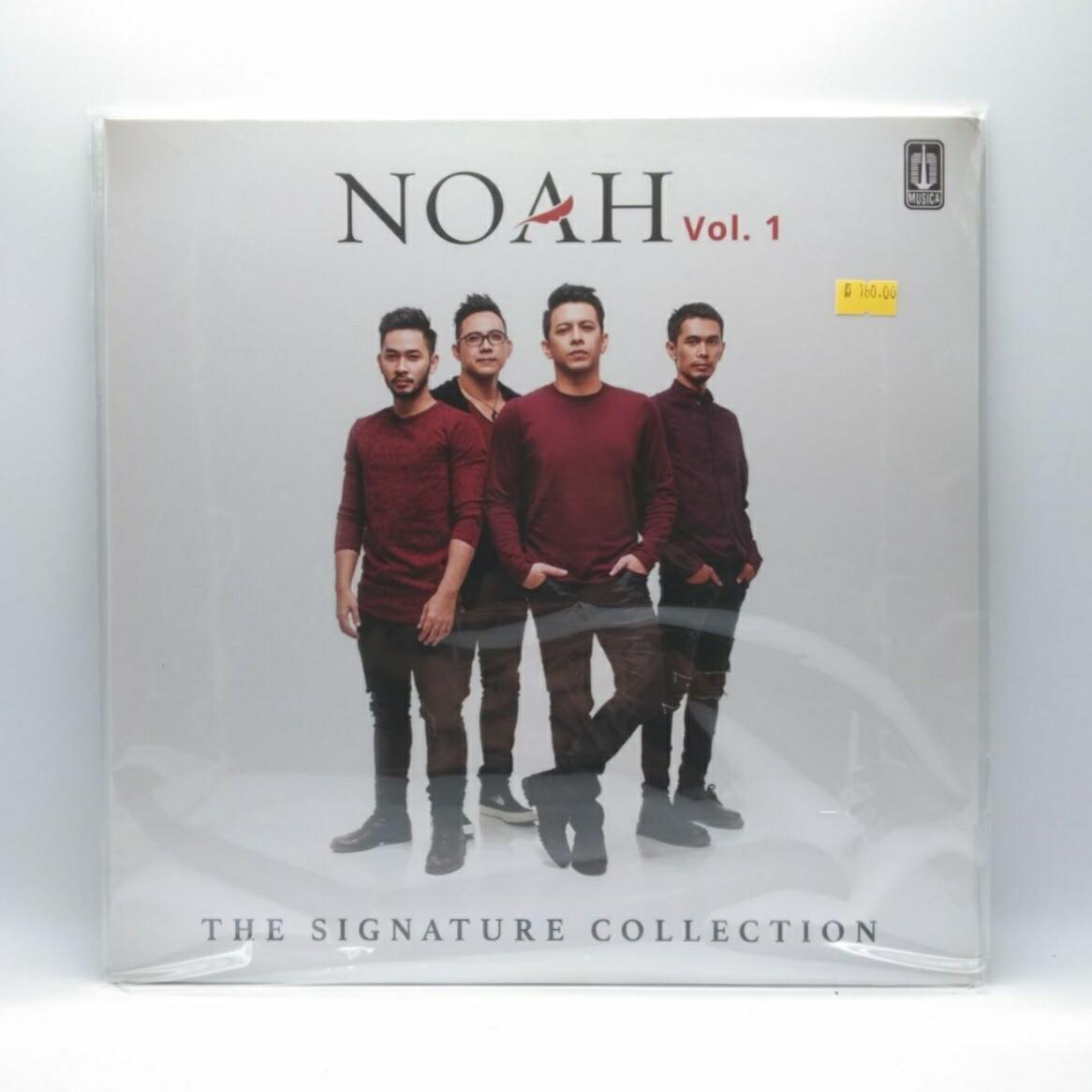 NOAH -THE SIGNATURE COLLECTION- LP
