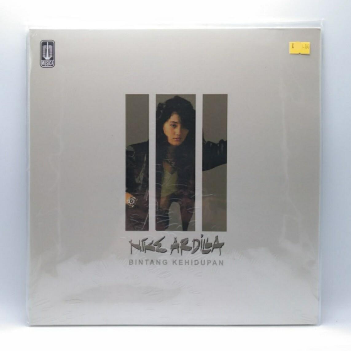 NIKE ARDILLA -BINTANG KEHIDUPAN- LP