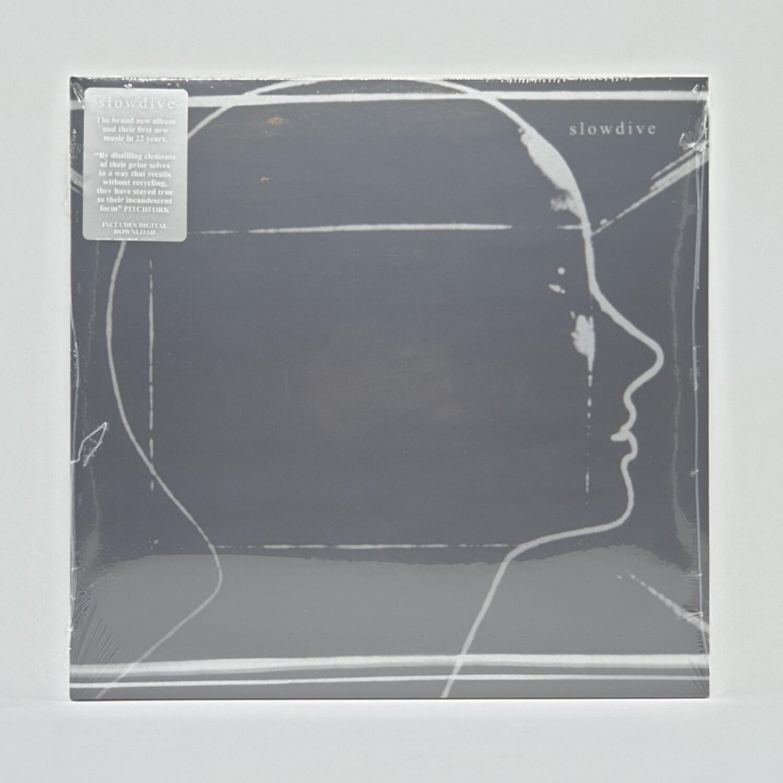 SLOWDIVE - S/T- LP