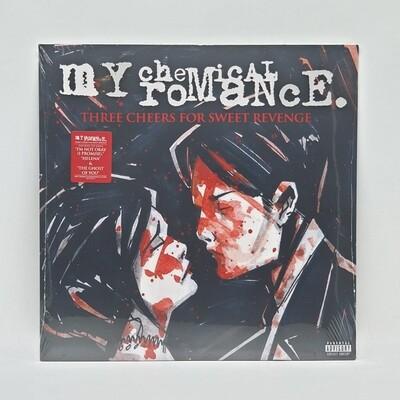 MY CHEMICAL ROMANCE -THREE CHEERS FOR SWEET REVENGE- LP