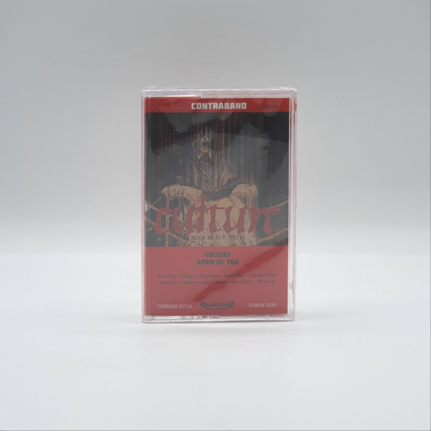 CULTURE -BORN OF YOU- CASSETTE (WHITE TAPE)