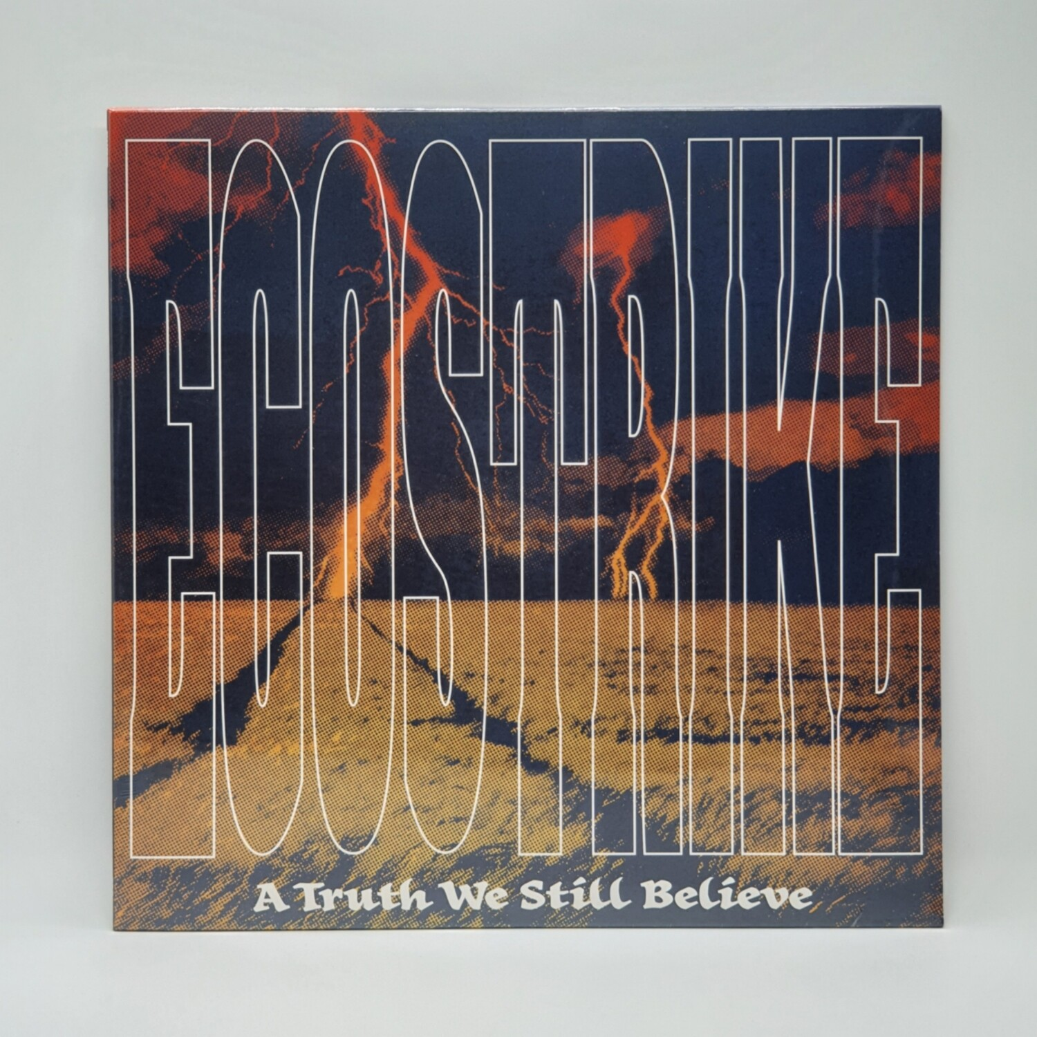 ECOSTRIKE -A TRUTH WE STILL BELIEVE- LP (COLOR VINYL)