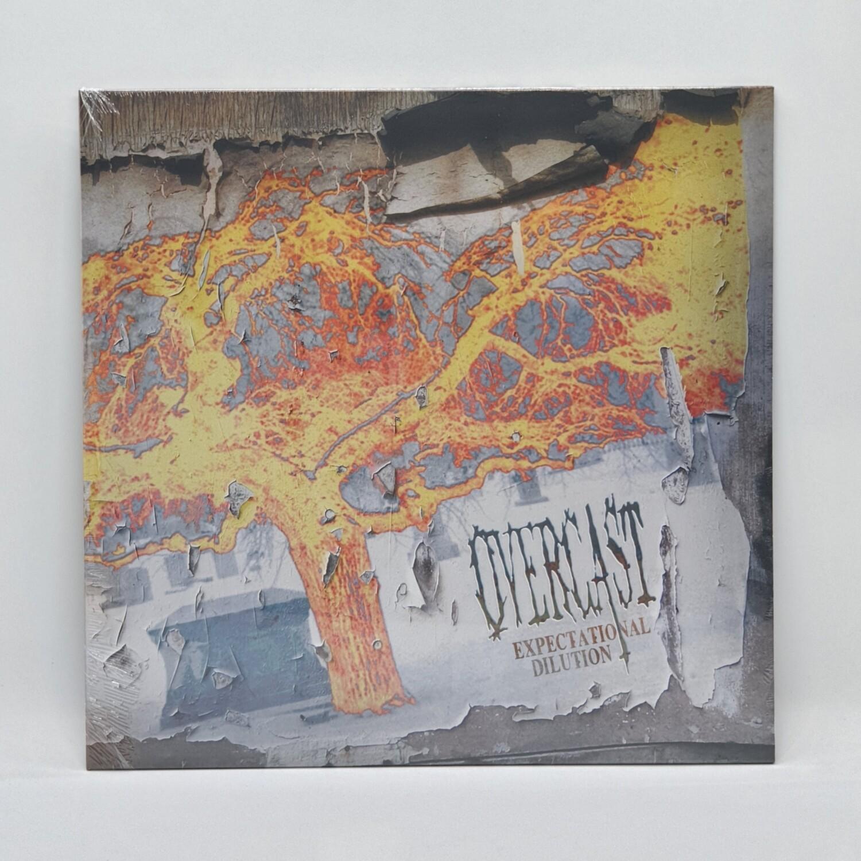 OVERCAST -EXPECTATIONAL DILUTION- LP (YELLOW VINYL)