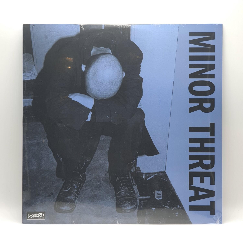 MINOR THREAT -S/T- LP (COLOR VINYL)