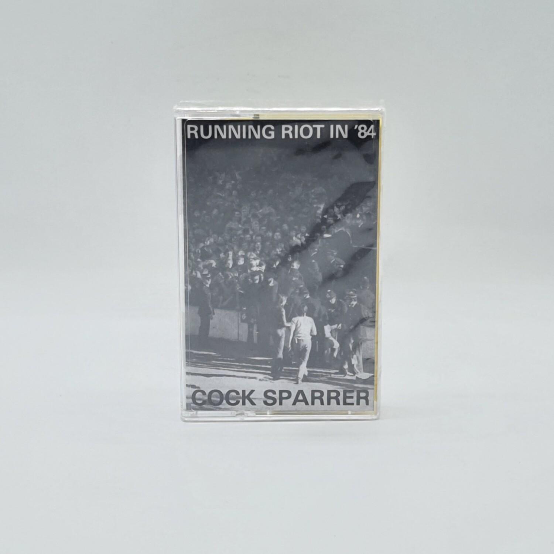 COCK SPARER -RUNNING RIOT IN 84- CASSETTE