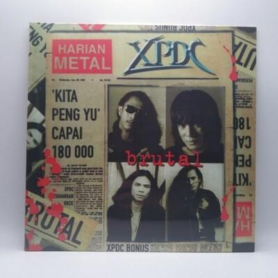 XPDC -BRUTAL- LP