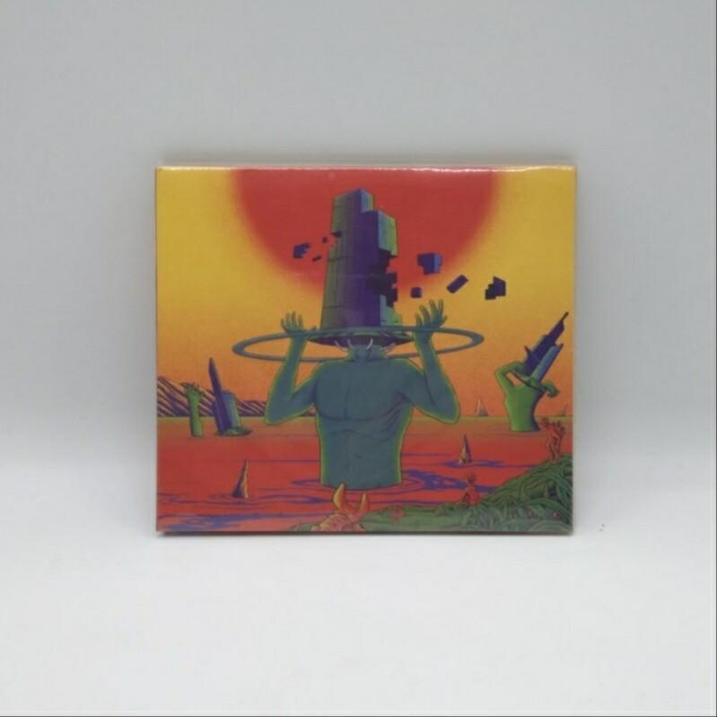 GOLDEN MAMMOTH -SKYSCRAPER TOWARDS THE SUN- CD