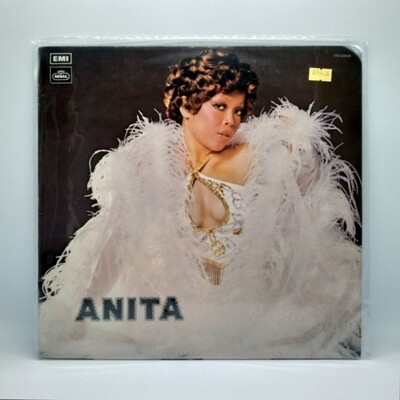 [USED] ANITA SARAWAK -BERDENDANG BERSAMA ANITA- LP