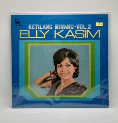 [USED] ELLY KASIM -KETILANG MINANG VOL.2- LP
