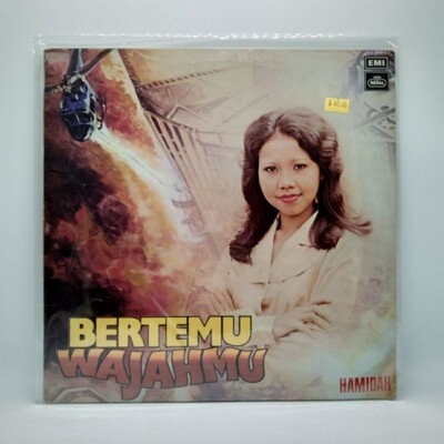 [USED] HAMIDAH -BERTEMU WAJAHMU- LP