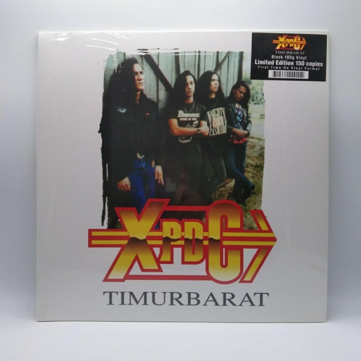 XPDC -TIMURBARAT- LP (180 GRAM VINYL)