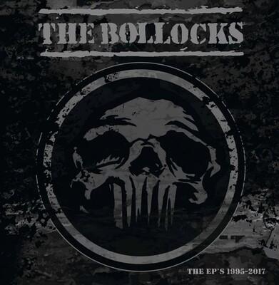 [PRE ORDER] THE BOLLOCK -THE EPS 1995 - 2017- CD