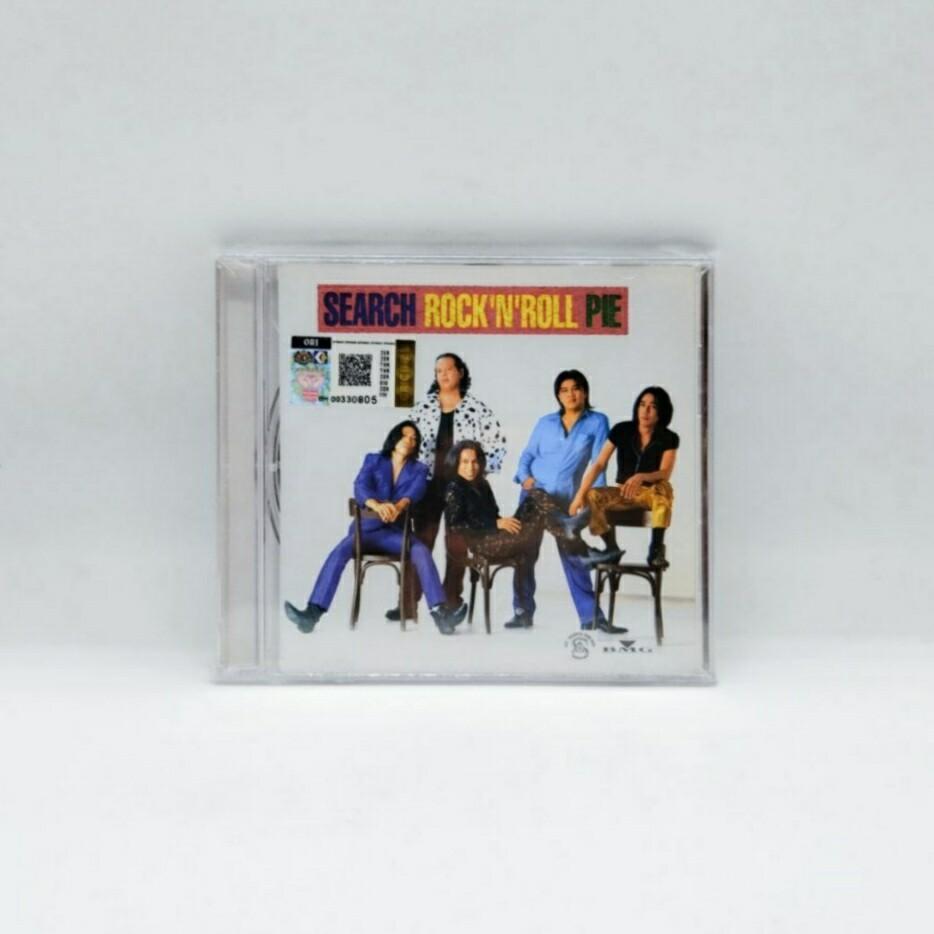 SEARCH -ROCK N ROLL PIE- CD