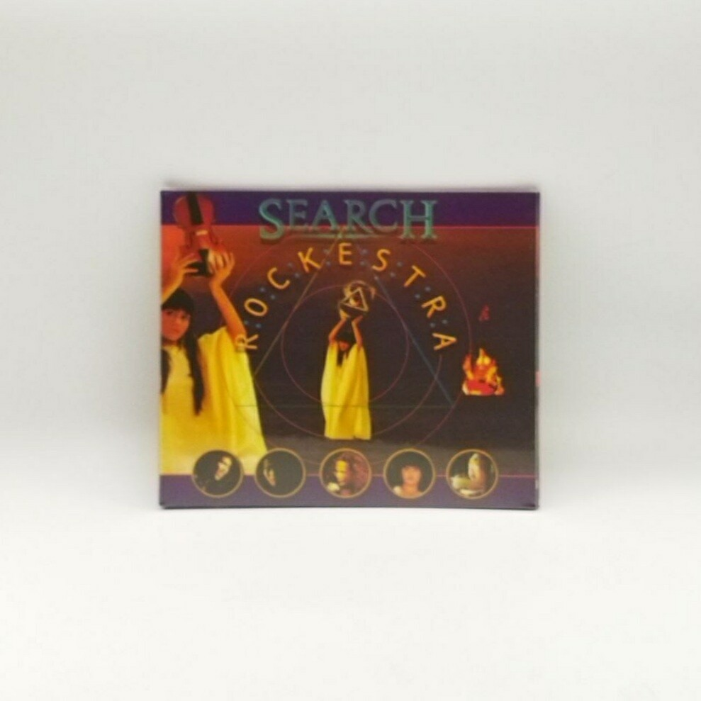 SEARCH -ROCKESTRA- CD