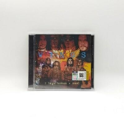 WINGS -BEST OF- CD
