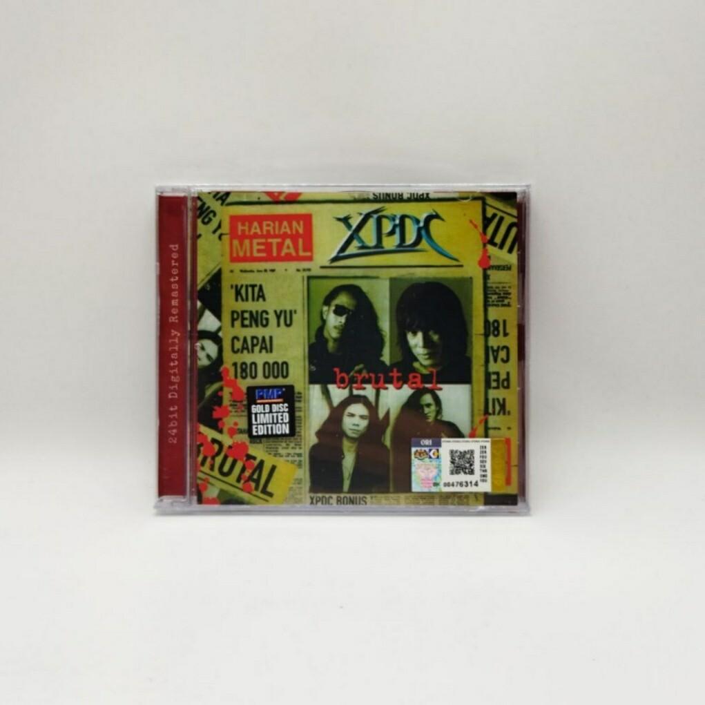 XPDC -BRUTAL- CD