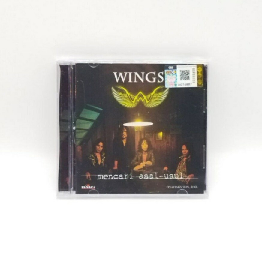 WINGS -MENCARI ASAL USUL- CD
