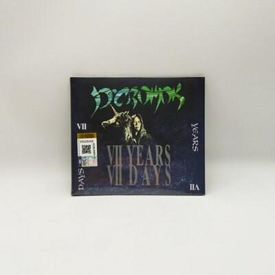 D'CROMOK -VII YEARS VII DAYS- CD