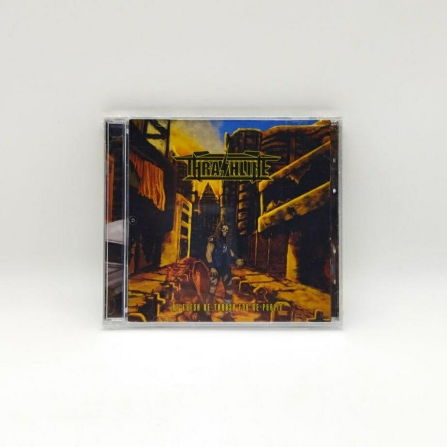 THRASHLINE -RE FRESH RE TRASH FOR RE PUBLIC- CD