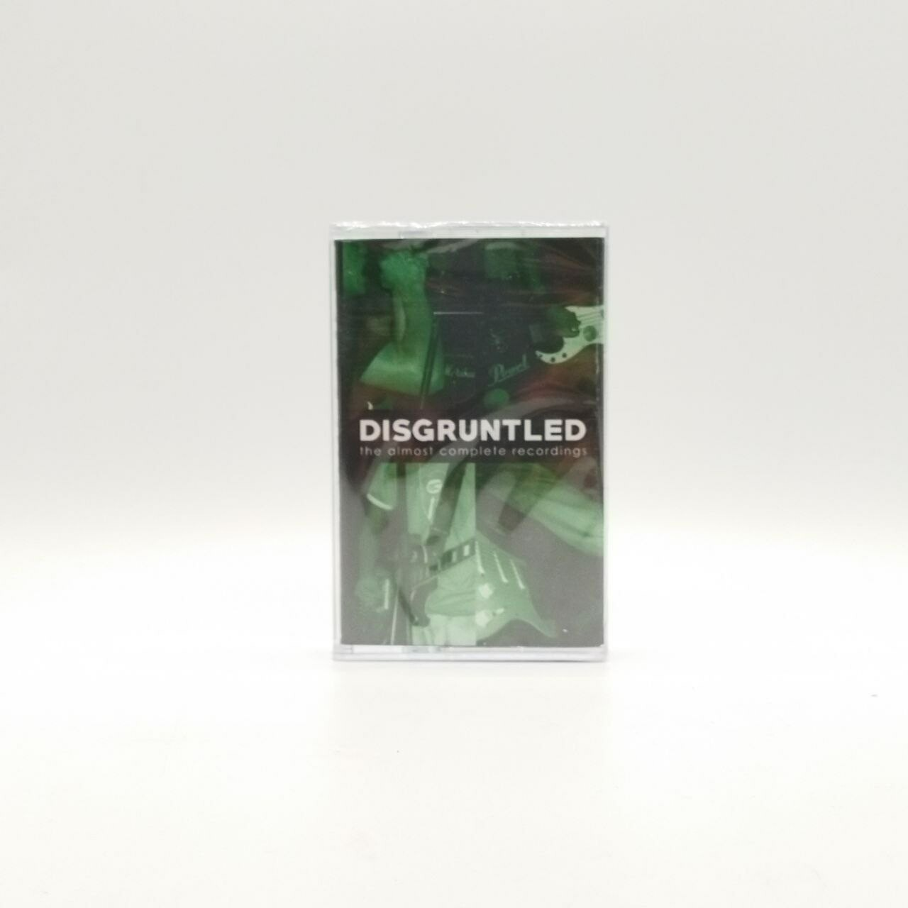 DISGRUNTLED -THE ALMOST COMPLETE RECORDINGS- CASSETTE